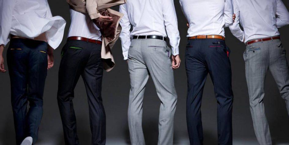Пошив мужских брюк на заказ в Екатеринбурге